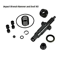 1/2 Impact Wrench Hammer and Anvil Kit for 135Ti-2 and 2135QTi-2 by Ingersoll-Rand