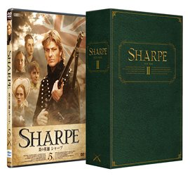 炎の英雄 シャープ DVD-BOX 2の詳細を見る