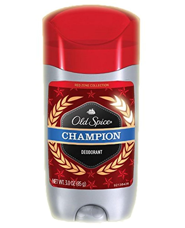 起点一節かどうかOld Spice/オールドスパイス Red Zone レッドゾーン Deodorant 海外デオドラント Solid - 85g (国内出荷配送、平行輸入品) (チャンピオン)