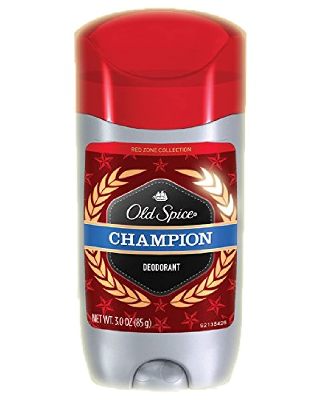 Old Spice/オールドスパイス Red Zone レッドゾーン Deodorant 海外デオドラント Solid - 85g (国内出荷配送、平行輸入品) (チャンピオン)