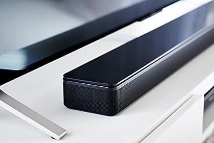 Bose SoundTouch 300 soundbar : ワイヤレスサウンドバー Bluetooth・Wi-Fi対応 ブラック SoundTouch 300 BK【国内正規品】