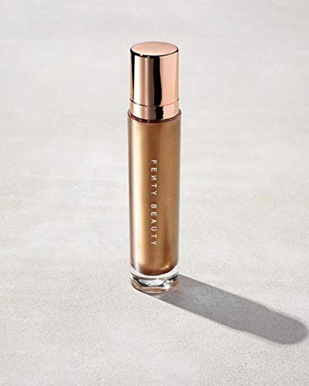 議論する苗医療のFENTY BEAUTY Body Lava Body Luminizer Trophy Wife - lustrous hyper-metallic gold