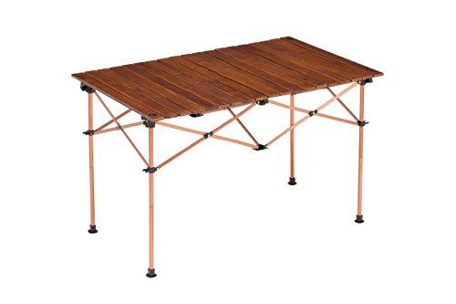 RoomClip商品情報 - コールマン  テーブル ウッドロールテーブル/110 40周年リミテッド 2000029865