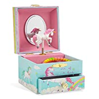 Jewelkeeper Musical Ballerina Jewelry Box with Pullout Drawer