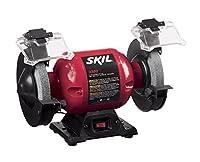 SKIL 3380-01 6-Inch Bench Grinder [並行輸入品]