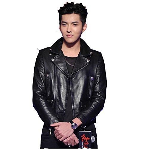 【ドリーム ショップ】ライダースジャケット EXO Kris/ BIGBANG ビッグバン GD G...