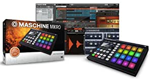 Native Instruments ネイティブインストルメンツ/ MASCHINE MIKRO MK2 BLACK マシーン