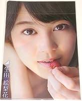 EX大衆 5月号付録 乃木坂46 生田絵梨花 クリアファイル B5 ファイル