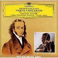 パガニーニ : ヴァイオリン協奏曲第1番 ニ長調