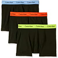 Calvin Klein Men's Underwear Cotton Stretch Trunks (3 Pack)