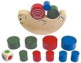 ラッコバランス(木製玩具)/おもちゃ/プレゼント/知育玩具/ギフト/出産祝い/内祝い/誕生日にも 「取り寄せ品」「アーテック」「メール便不可」「キャンセル不可」