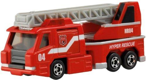 トミカ ハイパーレスキュー HR04 機動はしご車