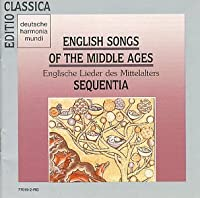 English Songs the Middle Ages