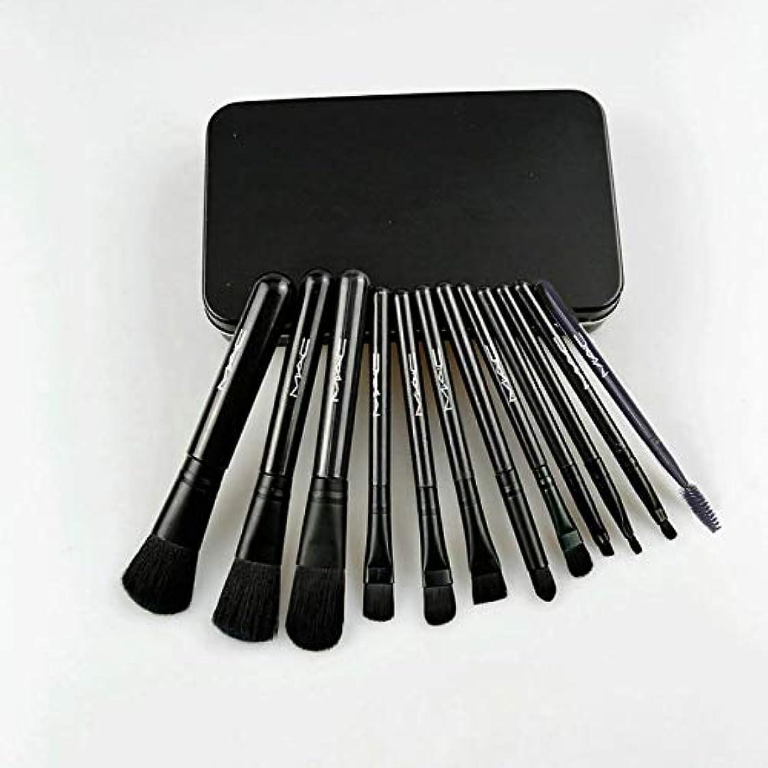 ケーブルカー忠実該当する[Huadoud]メイクブラシ セット 化粧筆 フェイスブラシ 化粧ブラシ 専用ボックス付き HZS-001