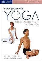 Yoga Journal's Relaxation & Meditation [DVD]