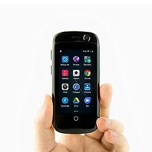 Unihertz Jelly Pro, 世界最小の4Gスマートフォン, 2GBのRAM と 16GBのROM を搭載したAndroid 7.0 Nougat ロック解除された, 黒
