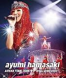 ayumi hamasaki ARENA TOUR 2006 A(ロゴ) ~(miss)understood~ [Blu-ray]