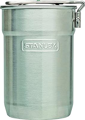 Stanley Adventure Camp 709ml Cookset One Size Steel