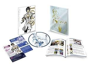 ジョジョの奇妙な冒険 黄金の風 Vol.2 (5~8話/初回仕様版) [Blu-ray]