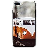 バスモデル 男女兼用 3Dスマートフォンケース おしゃれ スリムで軽量 高品質パターン 人気NO.1 ケース 5.5インチ Iphone 7/8 Plus
