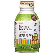 UCC BEANS & ROASTERS 抹茶ラテ 缶 260g×24本