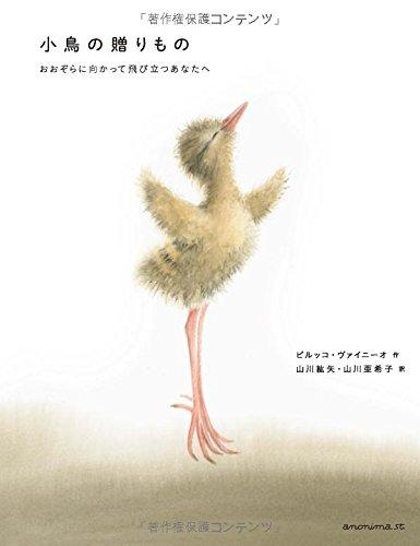 小鳥の贈りもの―おおぞらに向かって飛び立つあなたへの詳細を見る
