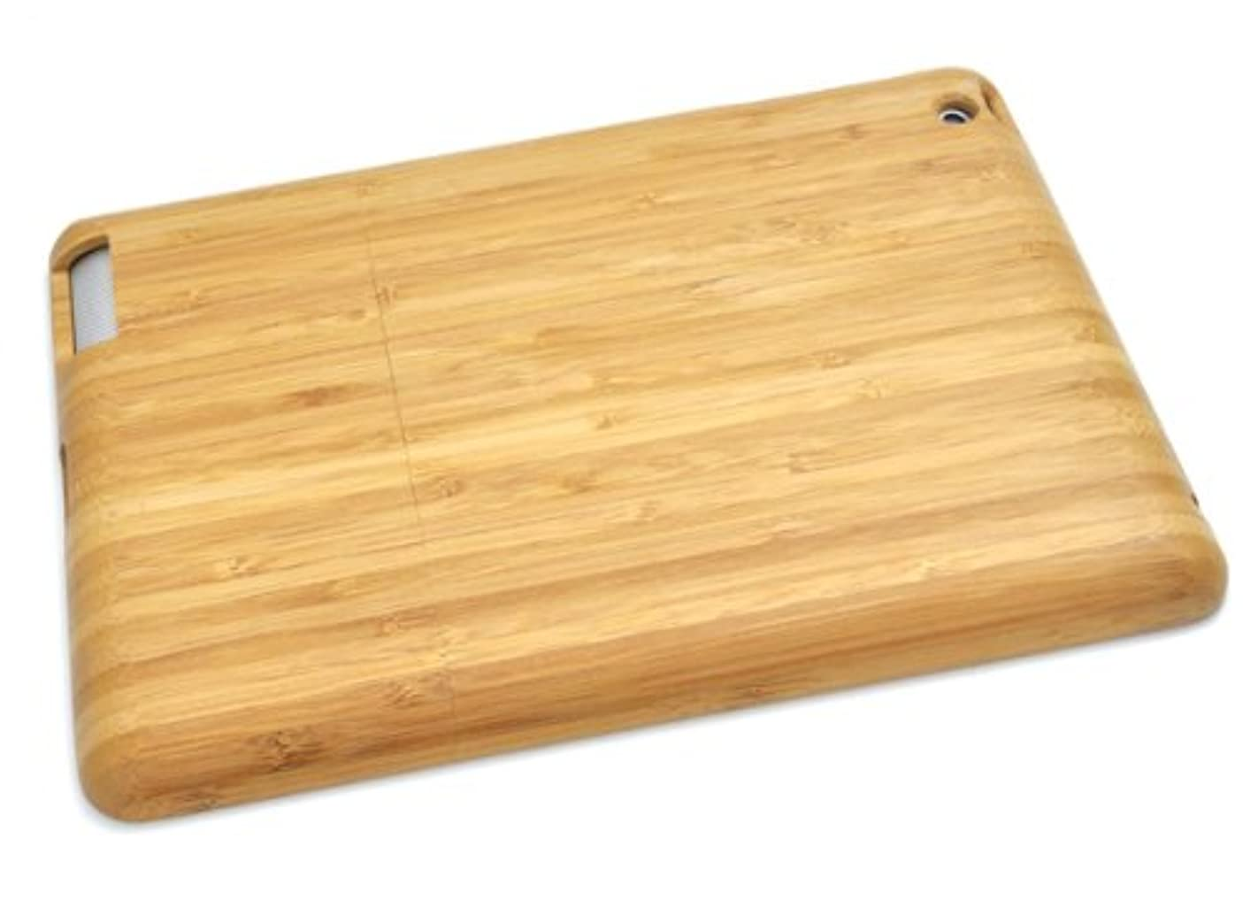 強化光の驚いたPLATA iPad2 / iPad3 / iPad4 第2/3/4世代 ケース カバー 竹製  ( 木製 ケース ) IPDN-13-01