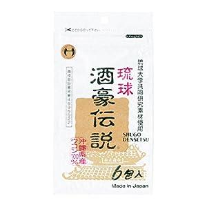 琉球酒豪伝説 6包(9g)x6個