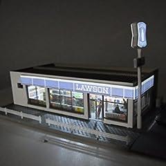 トミックス 4063用 ローソンコンビニ建物 電飾パーツセット