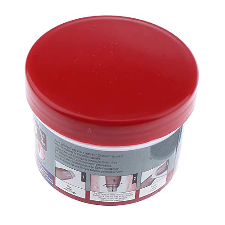 スチールムスタチオ影響力のあるB Baosity マニキュア 除去コンテナツール ネイルアート 耐久性 UVゲル