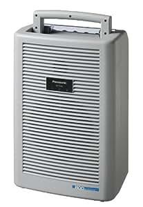 Panasonic 800 MHz帯ポータブルワイヤレスアンプ(2波内蔵) WX-PW82