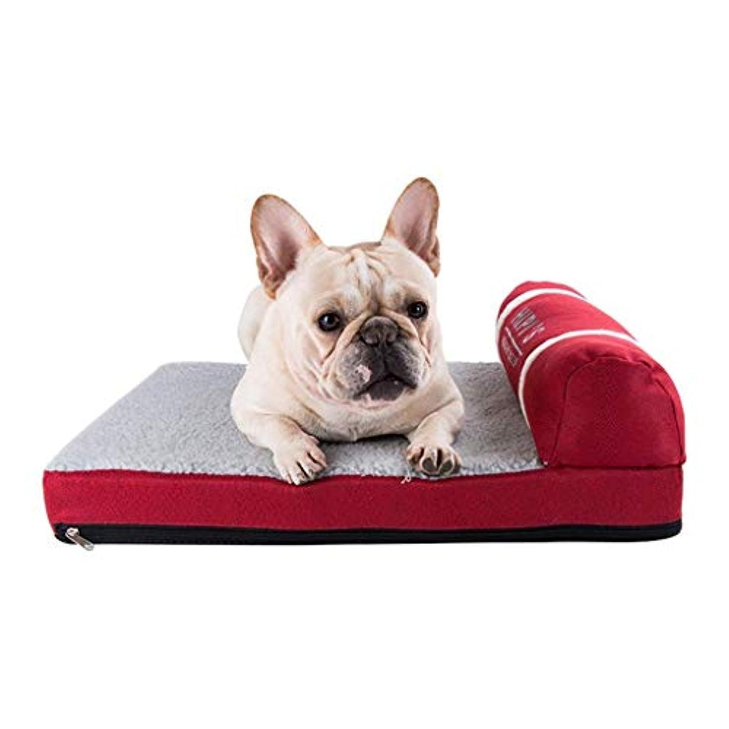 気付く筋引き付ける動物試験、耐摩耗性および耐引っかき性、取り外し可能、洗濯機、ベージュ、50 kg未満の動物に適しています(サイズ:XXL)