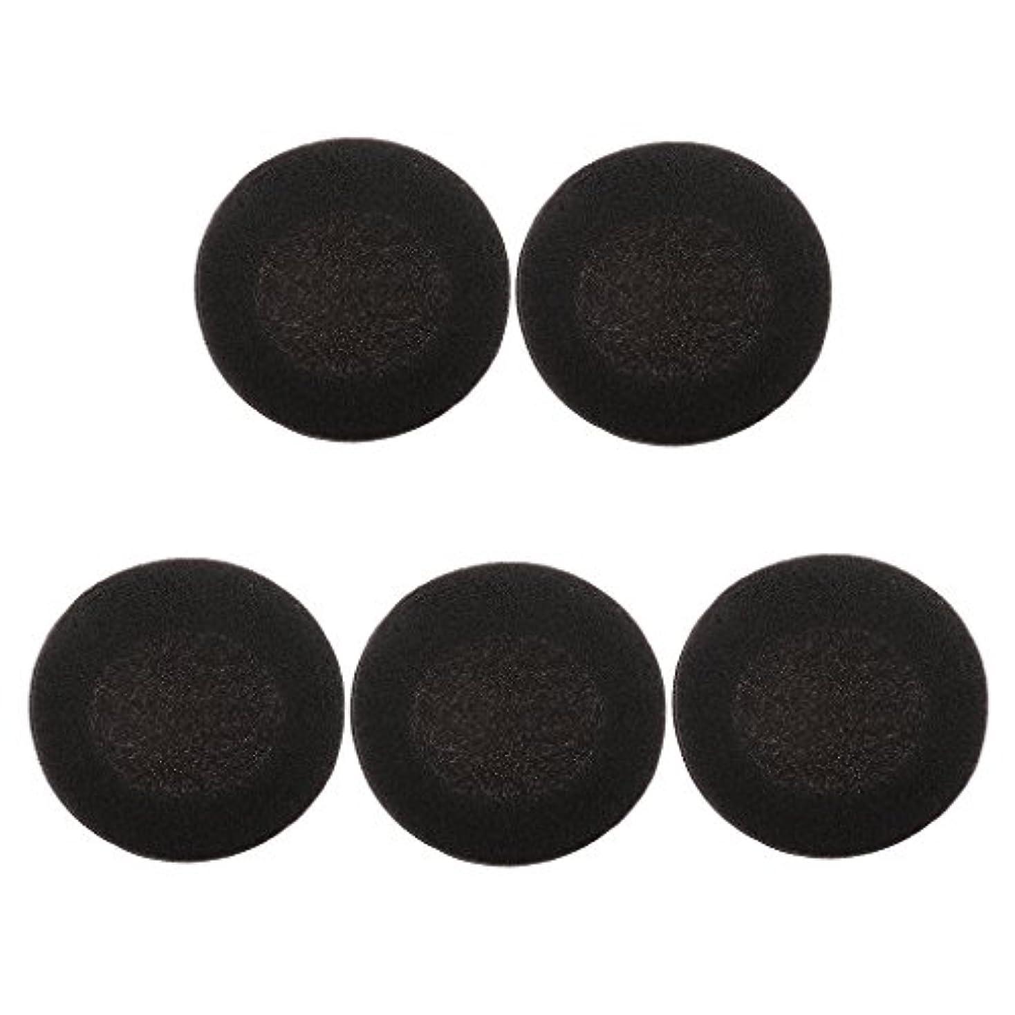 ショップ規則性リーガンKESOTO ヘッドセット マイク 風防 ウィンドスクリーン フォーム ウィンドシールド 5個