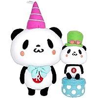 お買いものパンダ&小パンダ ぬいぐるみセット 5周年シリーズ 楽天