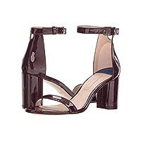 Stuart Weitzman (スチュアート ワイツマン) レディース シューズ・靴 サンダル・ミュール 75lessnudist Cabernet Cristal サイズ7.5xM [並行輸入品]