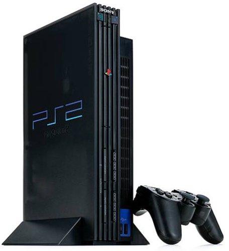 PlayStation 2 ミッドナイト・ブラック SCPH-50000NB【メーカー生産終了】