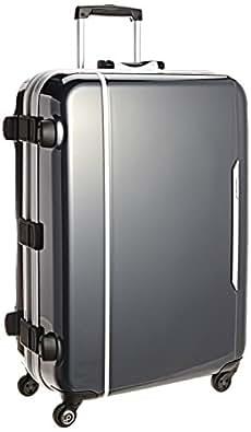 [プロテカ] Proteca 日本製スーツケース レクト 80L 3年保証付き 00542 02 (ガンメタリック)