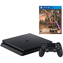 PlayStation 4 ジェット・ブラック 500GB (CUH-2100AB01) + ソードアート・オンライン フェイタル・バレット セット