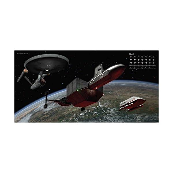 Star Trek 2017 Wall Cal...の紹介画像4