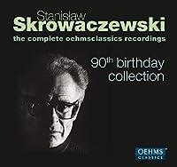 Stanisaw Skrowaczewski: 90th Birthday Collection by Stanislaw Skrowaczewski (2013-11-19)