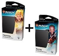 マジック:ザ・ギャザリング ドミナリア 英語版 プレインズウォーカーデッキ 2種セット