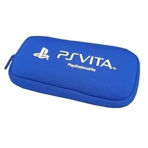 PlayStation Vita 専用ソフトケース オフィシャルライセンス商品 ブルー SZC-GV01BL