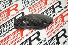 Ducati Diavel Cromo / AMG /カーボン/ダークカーボンファイバーファイバ・排気熱シールドカバー