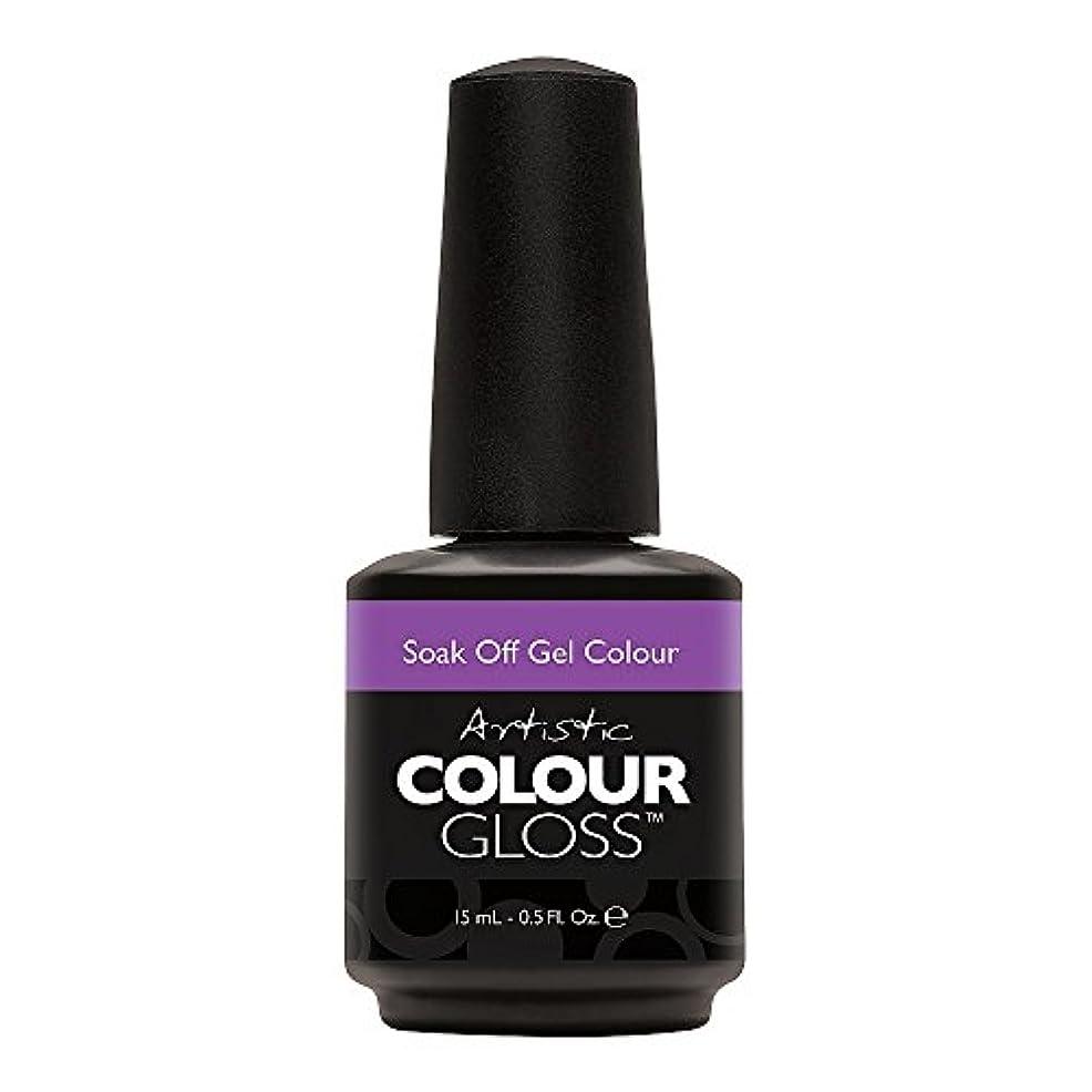 論争どこにもヘアArtistic Colour Gloss - Enchanted Beauty - 0.5oz / 15ml