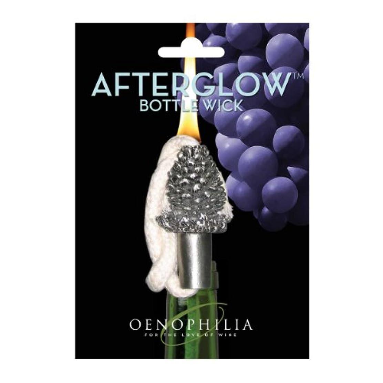 カロリー比類のないピクニックをするOenophilia Afterglow Bottle Wick - Pinecone by Oenophilia [並行輸入品]