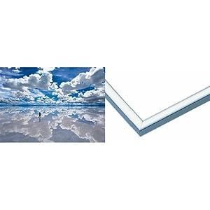 3000ピース ウユニ塩湖 アルミフレームセット シルバー