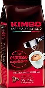 キンボ エスプレッソ豆 ナポレターノ 250g