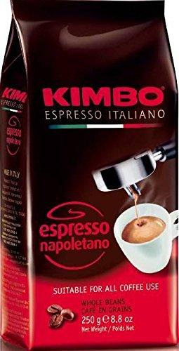 キンボ エスプレッソ ナポレターノ 豆 250g