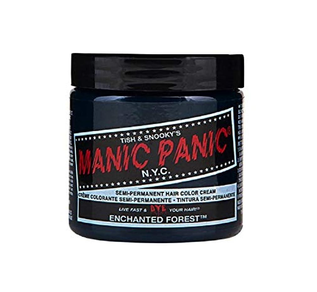 マニックパニック MANIC PANIC ヘアカラー 118mlエンチャンティッドフォレスト ヘアーカラー
