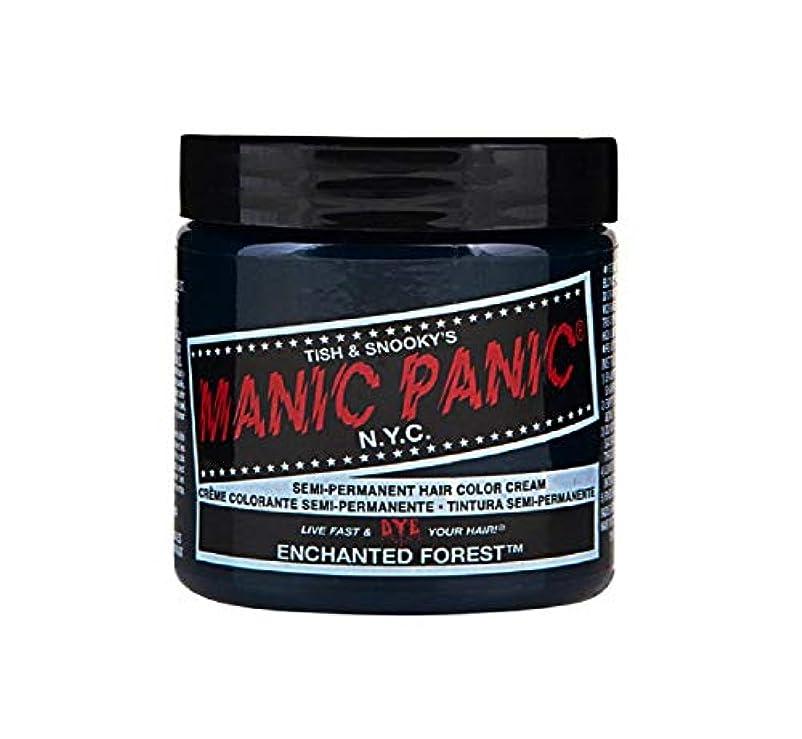 抵抗する不一致週末マニックパニック MANIC PANIC ヘアカラー 118mlエンチャンティッドフォレスト ヘアーカラー